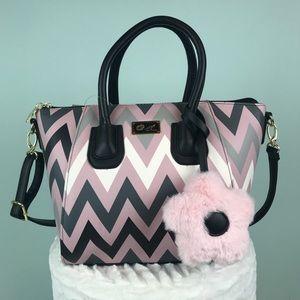 Betsey Johnson satchel bag